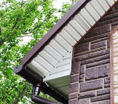 Подшивка крыши: софиты Ренвей, Аско, Бриза, Альта-Профиль недорого