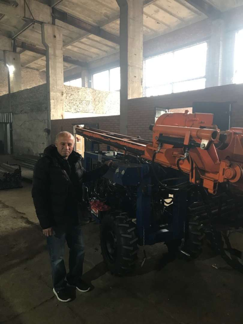 160drilling machine with remote control 0
