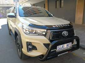 Pre owned 2020 Toyota Hilux Legend 50 4x4 GD6 auto.