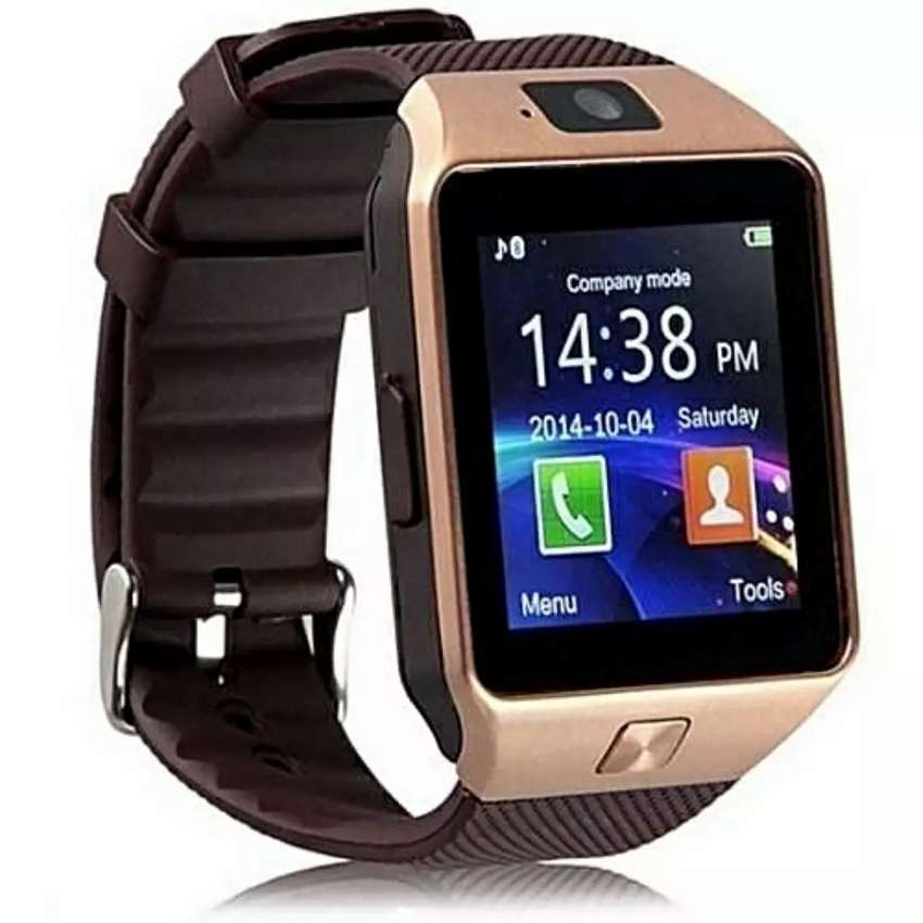 DZ08 Smart watch With Simcard and Bluetooth 0