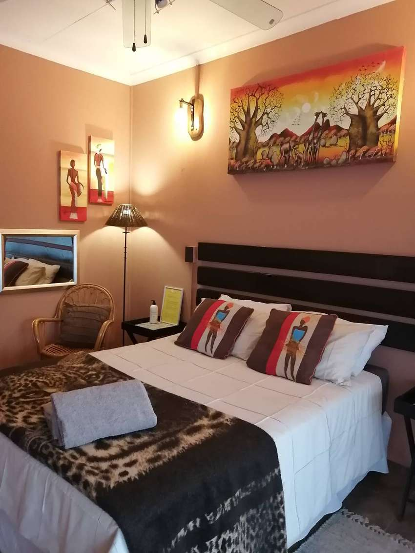 NEWCASTLE KZN FURNISHED GUEST ROOM/BATHROOM TO RENT