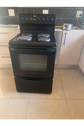 Defy 621 electric stove
