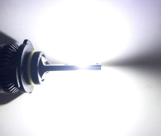 LED лампа H7 (H4 H1 H11) ближний свет, светодиодные ПРОТИВОТУМАНКИ Кривой Рог - изображение 2