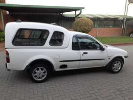 2006 Ford Bantam 1.6 XLT For Sale. Bakkie is in very good condition. V