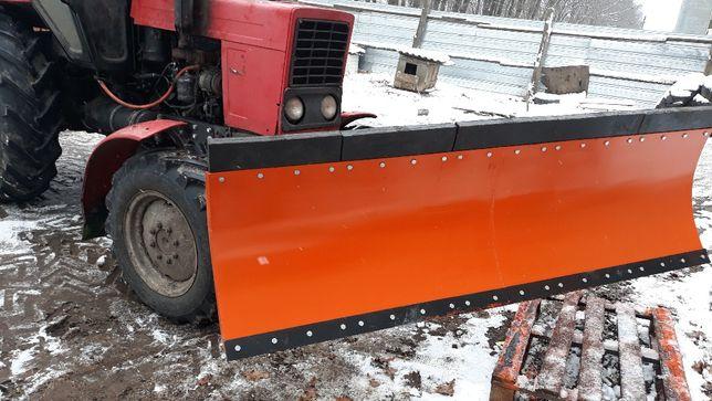 Отвал снегоуборочный + бульдозерный для трактора МТЗ-80 / 82, МТЗ-892 Черкассы - изображение 2