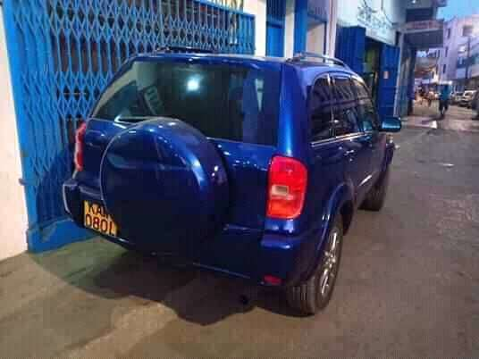 Extremely clean Toyota RAV4 KAW sunroof for sale at Mombasa 0