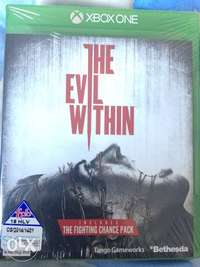 Image of The Evil Within (New and Sealed) Xbox One For Sale