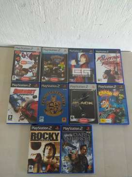 Ps2 games for sale prices in pics