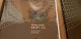 Instrukcja Obsługi-BLU RAY BDP 10 Harman Kardon