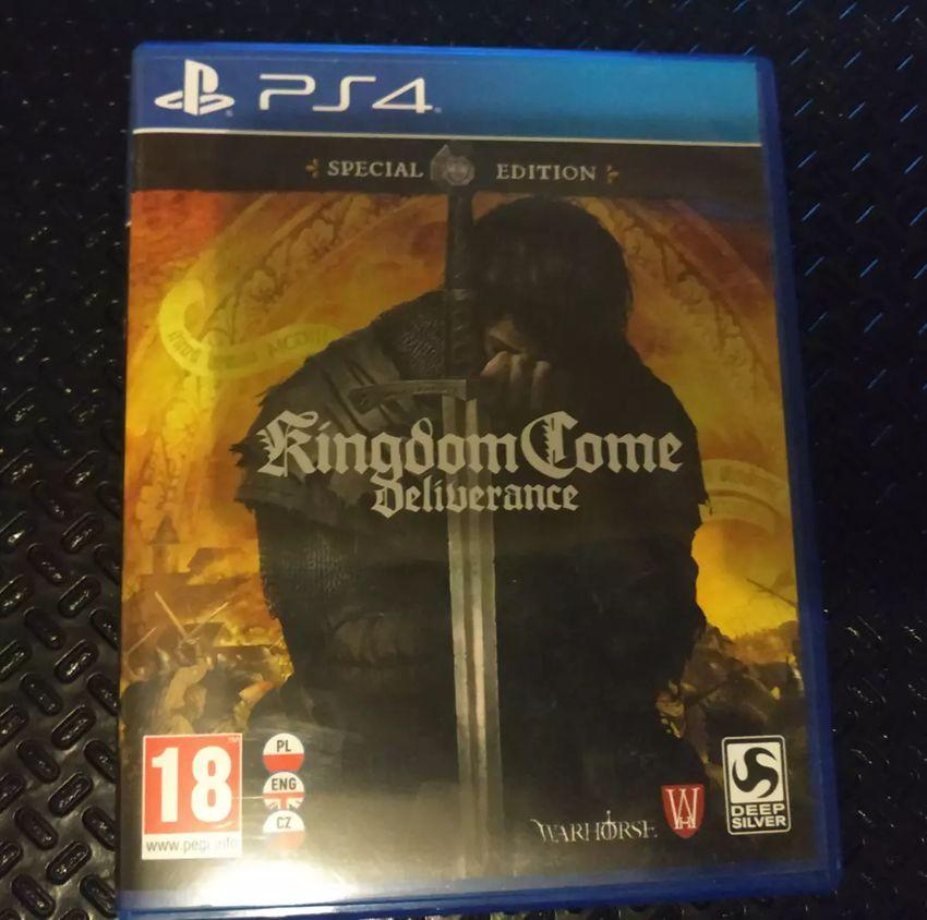 PlayStation 4 hra - Kingdom Come: Deliverance (CZ tit.) 0