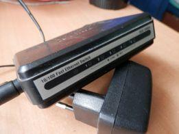 Коммутатор неуправляемый D-Link DES-1005A