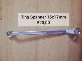 Ring And Combination Spanners