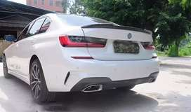 BMW G20 boot spoilers