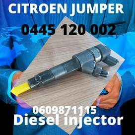 CITROEN JUMPER DIESEL INJECTOR