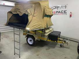 2016 Challenger Camping Trailer Excellent Condition