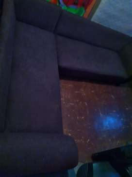 Furniture's set still new long one gots 4seats and small one 3