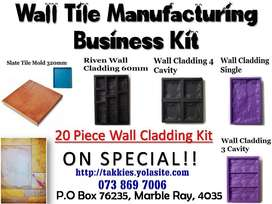 Wall Stone Manufacturing BUSINESS