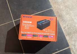 3000W 12/24V Inverter with Battery Charger