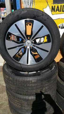 19 inch brand new Mercedes-Benz ML rims and tyres