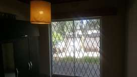 Large room available in a 4 bedrooms 2 bathrooms(shower) for R2800