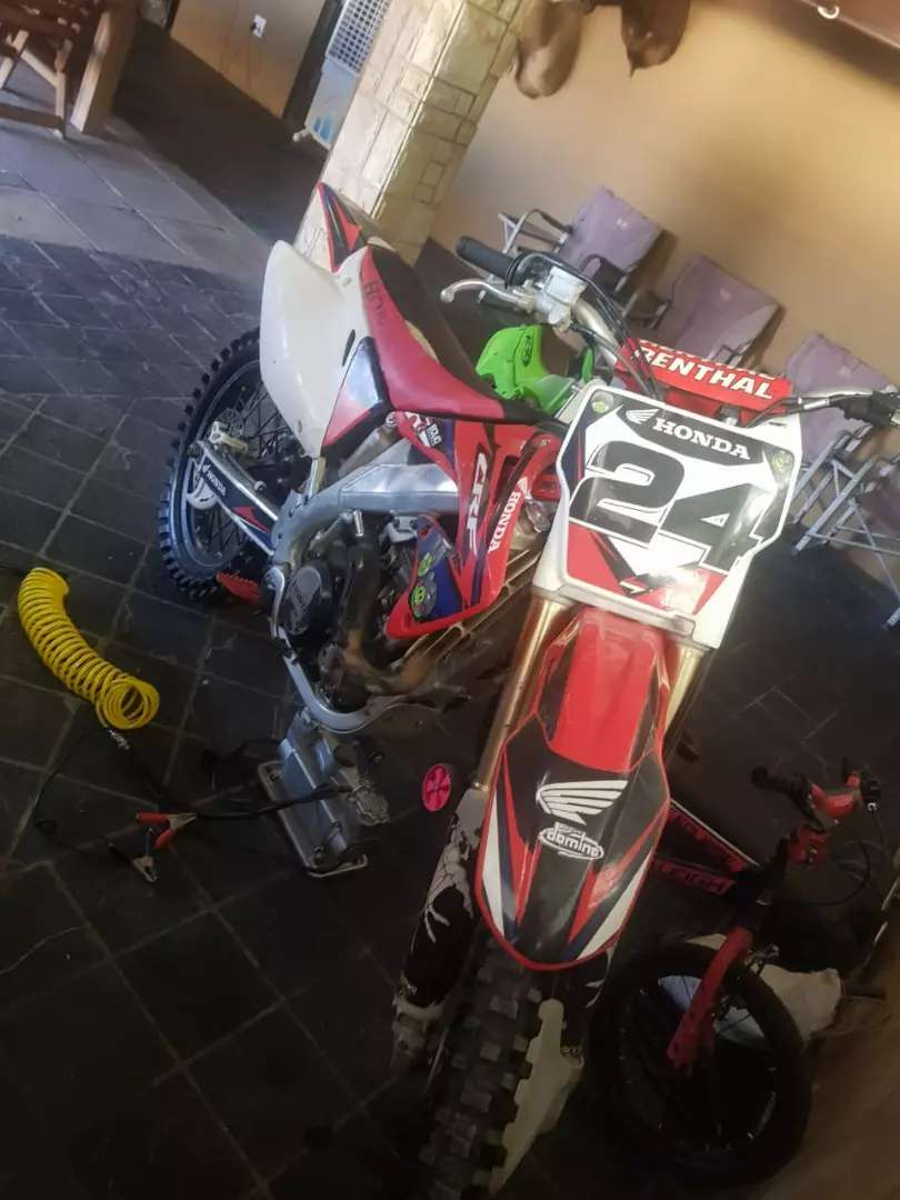Honda crf 450 for sale in kimberley
