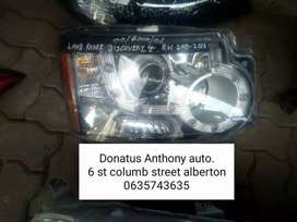 Land rover discovery 4 right head lamp