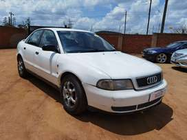 1996 AUDI A4 1.8 MANUAL START AND DRIVE PLEASE READ