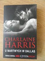 "Charlaine Harris ""U martwych w Dallas"" - fantastyka"