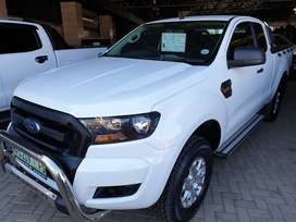 /2018 Ford Ranger 2.2TDCI XL Automatic Supercab-Only 77500km-R299900