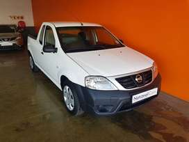2020 NISSAN NP200 1.5 DCi AC SAFETY PACK P/U S/C