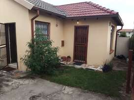House to rent at Fleurhof ext 2