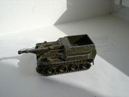 Танкетка. Игрушка эпохи СССР