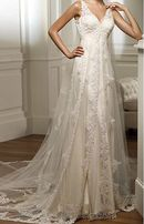 Suknia Ślubna Pronovias Rosa R 34