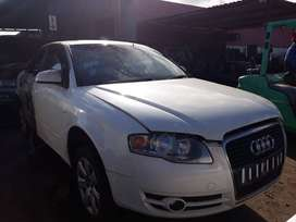 Audi A4 B7 2.0L - Stripping for Spares