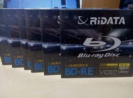 Диск RIDATA BD-RE (BLU-RAY) 25 Gb Распродажа по 500 руб