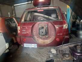 Chery Tiggo Stripping For Parts And Accessories