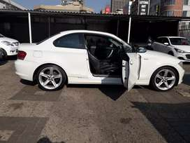 2012 BMW 120d coup sunroof on sale