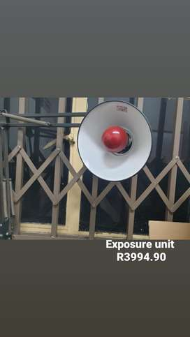 Exposure unit