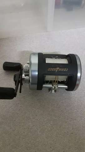 Sure Catch level wind reel