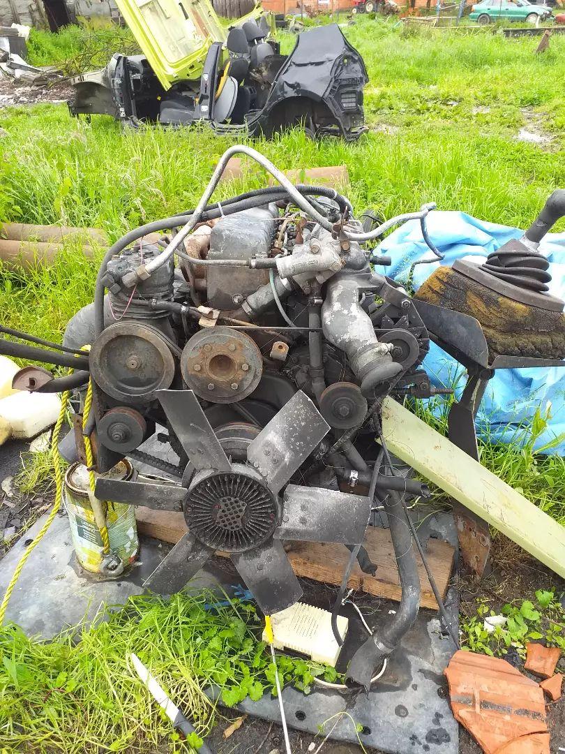 Motor za kamijon man 0