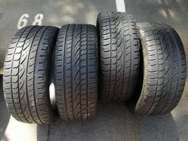 245 45 R20 Continental Tyres