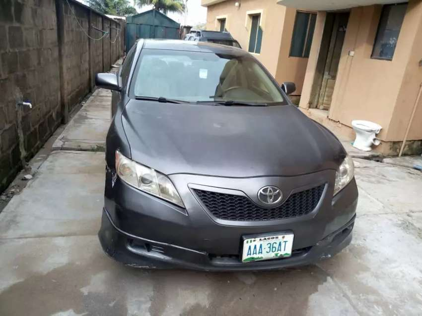 Clean first body registered Toyota Camry 2008 Se 0