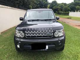 Landrover discovery 4 3.0 SE