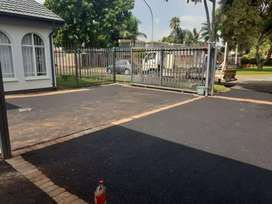 For all your Tar driveways and paving bricks any types