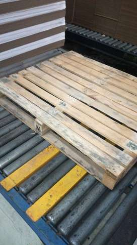 We collect all unwanted pallets for free