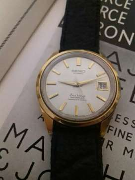 Seiko Seahorse Gold Automatic Gents watch - 1965