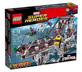 LEGO 76057 Marvel Super Heroes Spider-Man. New