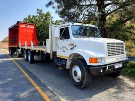 14 ton dropside truck for sale