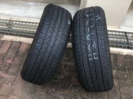 TYRES FOR SALE - R600.00 each