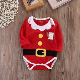 BABY'S CHRISTMAS OUTFIT @ R 139